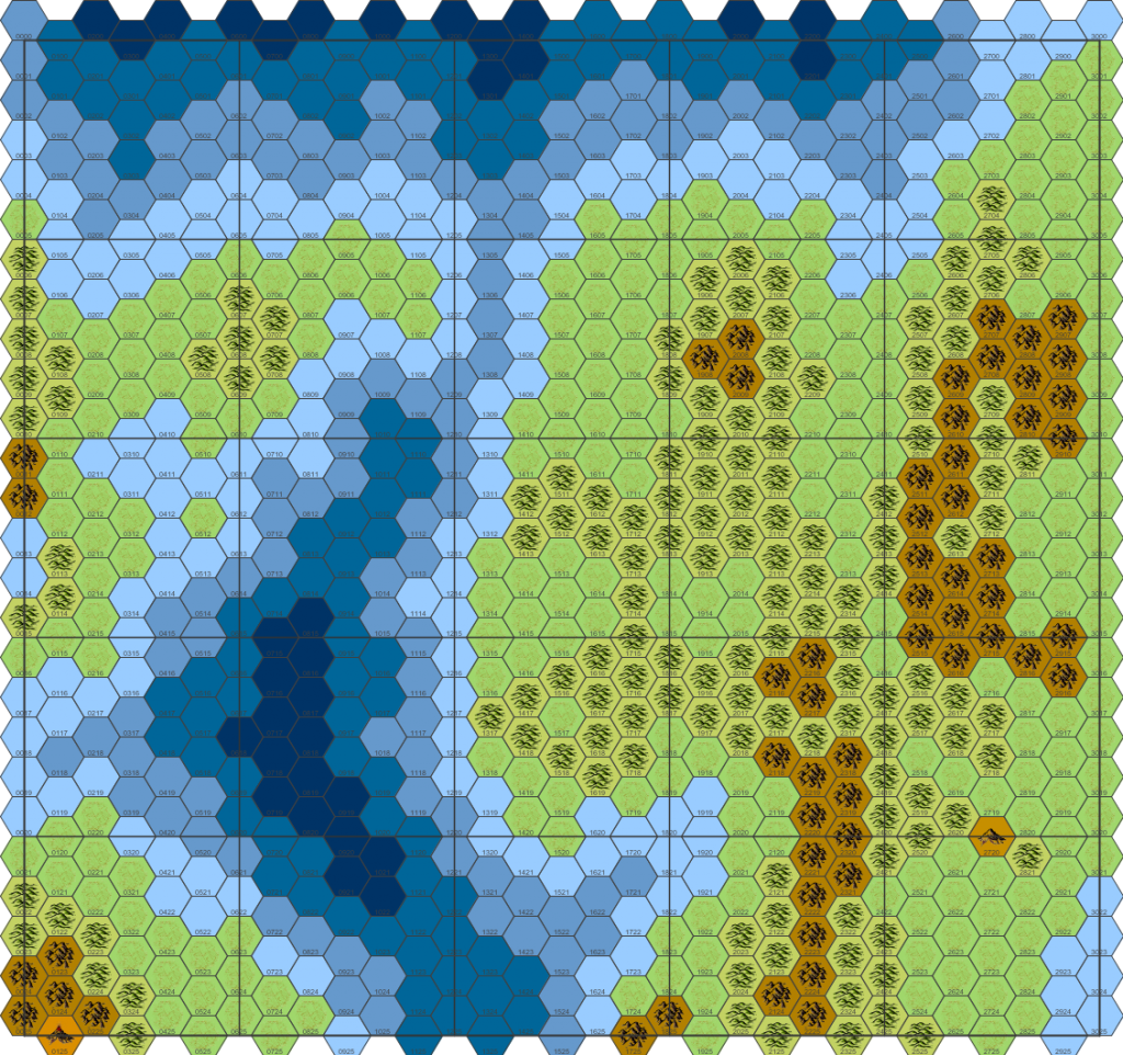 ATLAS MAP 3
