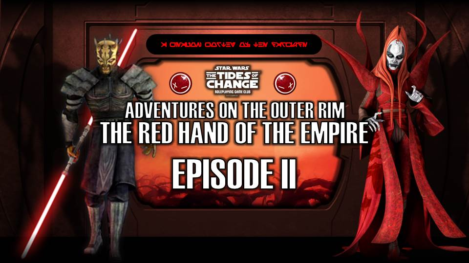 The Red Hand of the Empire - Episode 2 - Thumbnail